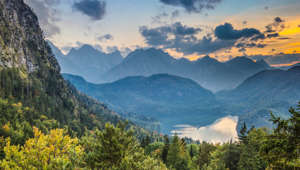 Allgäu Erleben Alpen